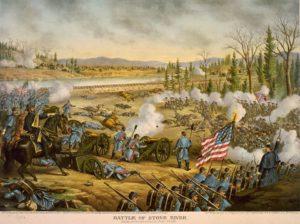 La bataille de la Stones River